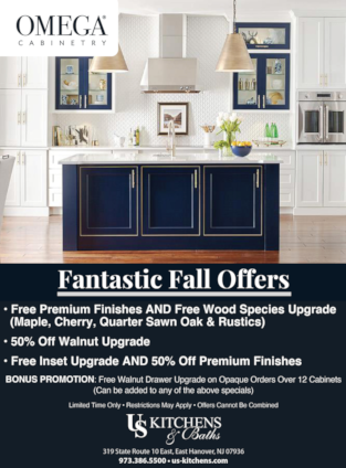 Omega Promotional Flyer - Fantastic Fall Offers