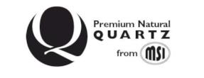 logo for Premium Natural Quartz from MSI