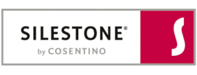 Logo for Silestone by Cosentino
