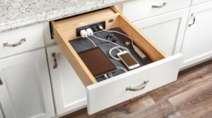image for kitchen charging drawer